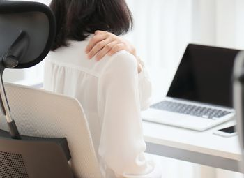 胸郭出口症候群の画像