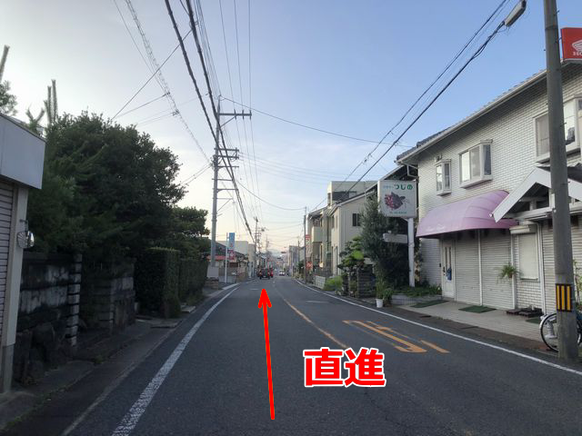 JR阪和線・久米田駅からの道順(徒歩・タクシー)5